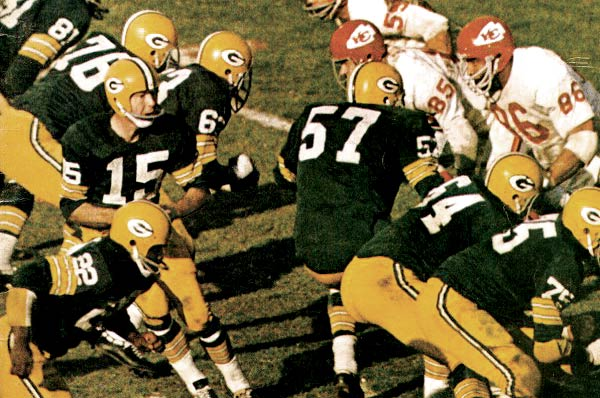 1960s packers superbowl